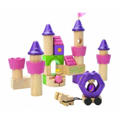 Set de contructie Printese Plan Toys