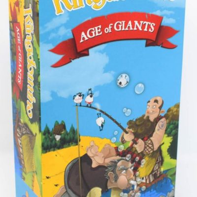 Kingdomino - Age  Of Giants Blue Orange