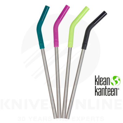 Set 4 paie metalice colorate Klean Kanteen