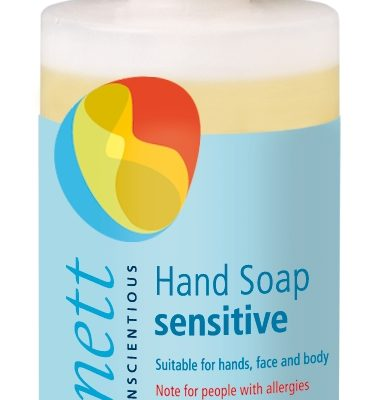 Săpun lichid ecologic neutru sensitive 300 ml Sonett