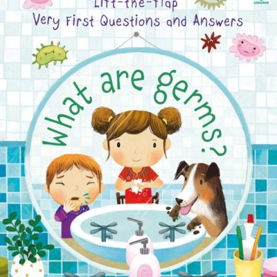 What Are Germs? - Katie Daynes Usborne Publishing carte cu clapete